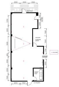 Awe Gallery Floor Plan
